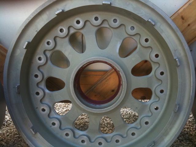 jante aluminium boeing 737